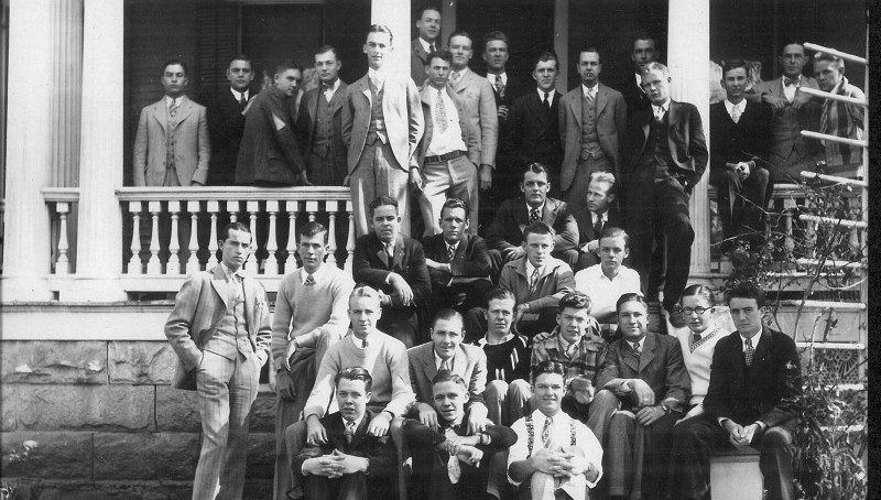 Phi Gamma Delta University of Texas 1928