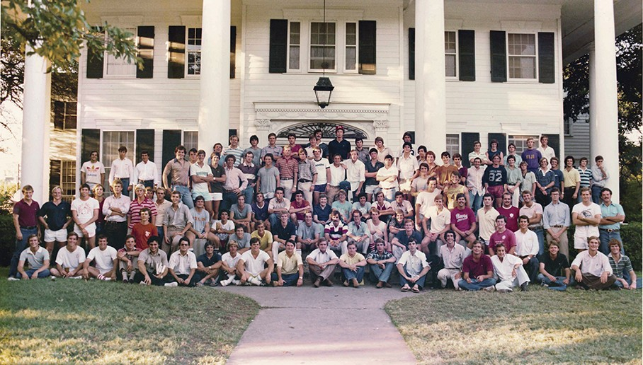 Phi Gamma Delta University of Texas members 1980s